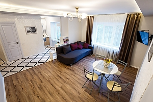 Apartment near the center and the Opera House, Zweizimmerwohnung, 003
