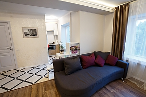 Apartment near the center and the Opera House, Zweizimmerwohnung, 004