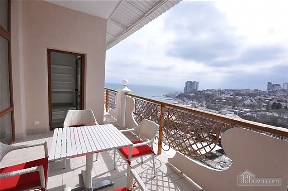 Arcadia Palace VIP apartment with terrace and jacuzzi, Dreizimmerwohnung (84182), 002
