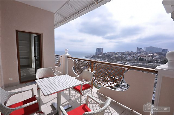 Arcadia Palace VIP apartment with terrace and jacuzzi, Dreizimmerwohnung (84182), 016