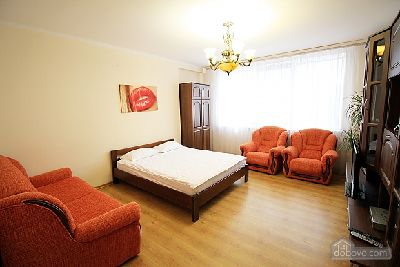 Comfortable apartment in a new building near the metro Pozniaky, Monolocale (31752), 002