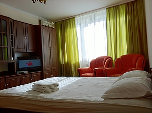 Business class apartment near the metro Pozniaky, Monolocale, 002