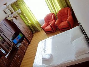 Business class apartment near the metro Pozniaky, Monolocale, 001