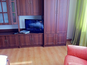 Business class apartment near the metro Pozniaky, Monolocale, 004