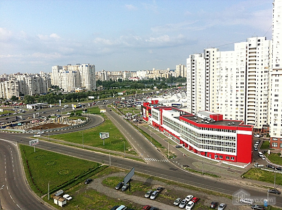 Apartment in new building near the metro station Pozniaky, Monolocale (41610), 019