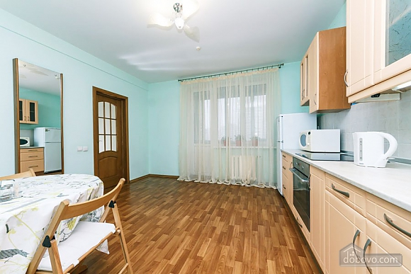 Apartment in new building near the metro station Pozniaky, Monolocale (41610), 016