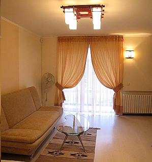 Комфортная квартира, 1-комнатная, 006